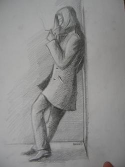 Рисунки карандашом из книжек
